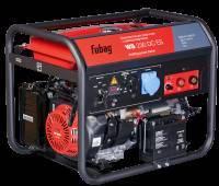 Бензиновый сварочный генератор с двигателем Honda Fubag WS 230 DC ES