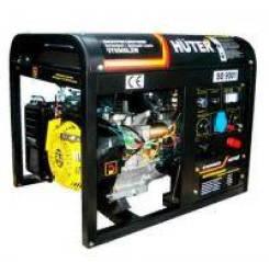 Сварочный генератор HUTER DY 6500LXW