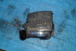 Корпус воздушного фильтра. Toyota Corolla Axio, NZE141 Toyota Corolla Fielder, NZE141, NZE141G Двигатель 1NZFE