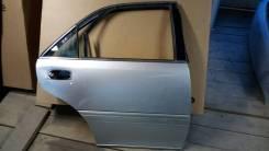 Дверь правая задняя Toyota Crown JZS175 ZS171 JZS173 железо