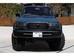 Toyota Land Cruiser. автомат, 4wd, 4.2, дизель, 121тыс. км, б/п, нет птс. Под заказ