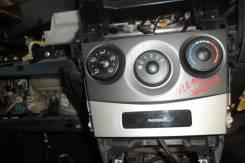 Блок управления климат-контролем. Toyota Corolla Axio, NZE141 Toyota Corolla Fielder, NZE141, NZE141G Двигатель 1NZFE