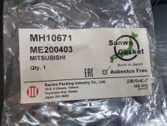 Прокладка клапанной крышки. Mitsubishi: 1/2T Truck, L200, Pajero, Delica, Nativa, Montero, Montero Sport, Challenger, Pajero Sport Двигатель 4M40