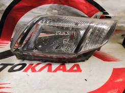 Фара. Toyota Corolla Axio, NZE141, NZE144, ZZE141 Toyota Corolla Fielder, NZE141, NZE141G, NZE144, NZE144G