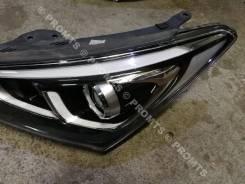 Фара ксенон левая Hyundai Santa Fe III (DM) рестайлинг