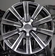 "Toyota. 8.5x20"", 5x150.00, ET40, ЦО 110,1мм. Под заказ"