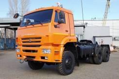 КамАЗ 65225. Продам новый Седельный тягач Кamaz 65225-6015-53 (6х6), 11 760куб. см., 6x6. Под заказ