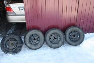 """Продам колёса зимние. x13"""" 4x98.00"""