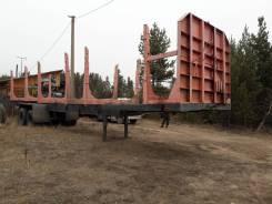 ОдАЗ 9370. Продам 12 метров лесовозный прицеп камаз, 20 000кг.