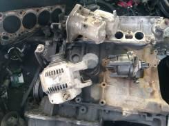 Двигатель в разборе 7A-FE (трамблер)
