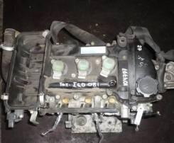 Контрактный (б у) двигатель Toyota Yaris 07 г. 1KR-FE 1.0 л. 12v VVT-i