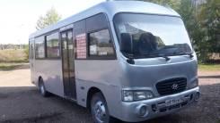 Hyundai County. Продается Хундай каунти 2010г., 17 мест, С маршрутом, работой