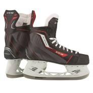 Коньки CCM JS250 SR. размер: 40, хоккейные коньки