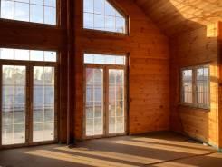 Деревянные дома «двойной брус», строим зимой с ноля, от 17 т. р. за кв.