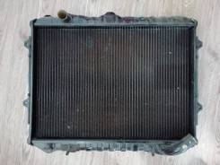 Радиатор охлаждения двигателя. Hyundai Galloper Mitsubishi Pajero, L043G, L044G, L044GV, L047G, L048G, L049G, L049GV, L049GW, L144G, L144GW, L144GWG...