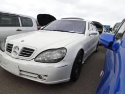Mercedes-Benz S-Class. WDB2201781A152249, M137