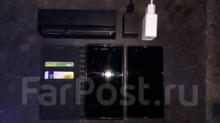 Sony Xperia Z. Б/у, 16 Гб, Черный, 3G, 4G LTE, Защищенный