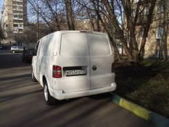 Volkswagen Transporter. Продаётся белый фургон, 1 900куб. см., 945кг., 4x2