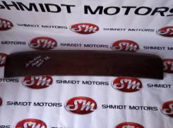 Накладка крышки багажника. Mitsubishi Pajero Sport, KH0, KS0W Двигатели: 4D56, 4M41, 4N15, 6B31