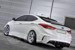 Бампер задний M&S Full Body Kit Hyundai Elanta / Avante MD