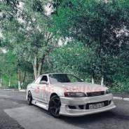 Обвес кузова аэродинамический. Toyota Mark II, JZX90, JZX90E Toyota Origin. Под заказ