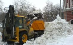 Вывоз снега, Очистка снега (крыш домов, улиц)