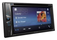 Автомагнитола Pioneer AVH-G210BT /USB спереди /MP3/2DIN Блютуз NEW
