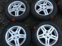 "Dunlop Dufact DF5. 5.5x14"", 4x100.00, ET48"