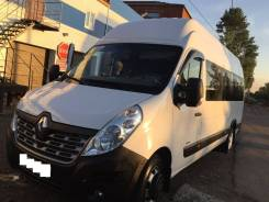 Renault Master. Рено Мастер 2015, 19 мест