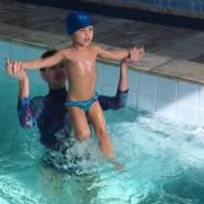 Обучение плаванию детей от 0 до 7