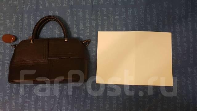 581edf005006 Продам женскую сумку КОЖА - Аксессуары и бижутерия в Находке