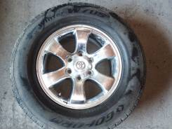 "Продам колеса. 7.0x17"" 6x139.70 ET0 ЦО 110,0мм."