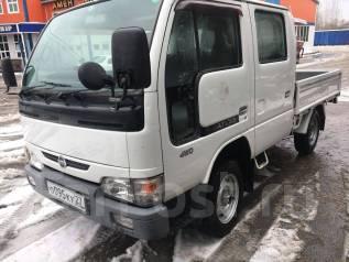 Nissan Atlas. Продам грузовик , 3 200куб. см., 1 000кг., 4x4