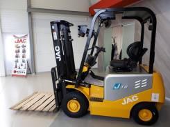 JAC. Продам электрический вилочный погрузчик , 1 600кг., Электрический