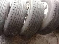Bridgestone Luft RV. летние, 2015 год, б/у, износ 5%