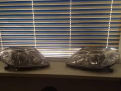 Фара. Toyota Corolla Axio, NZE120, NZE121, ZZE122 Toyota Corolla Fielder, CE121, CE121G, NZE120, NZE121, NZE121G, NZE124, NZE124G, ZZE122, ZZE122G, ZZ...