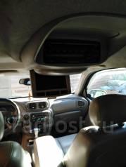 Chevrolet TrailBlazer. автомат, 4wd, 4.2 (273л.с.), бензин