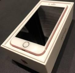 Apple iPhone 7. Б/у, 128 Гб, Золотой, Розовый