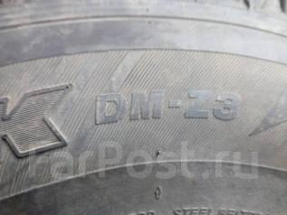 Bridgestone Blizzak DM-Z3. Зимние, без шипов, 2015 год, 10%, 2 шт