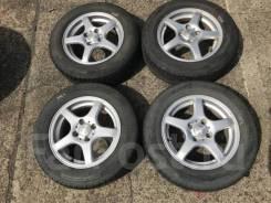 "185/65R14 Pirelli на литых дисках. 4 шт (14105). 5.5x14"" 4x100.00 ET45"