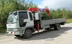 Куплю японский грузовик кран борт в отл. сост. недорого.