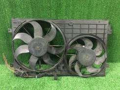 Диффузор радиатора охлаждения Volkswagen Golf