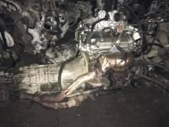 Контрактный (б у) двигатель Mitsubishi Pajero 97 г 6G74 3.5 л. DOHC