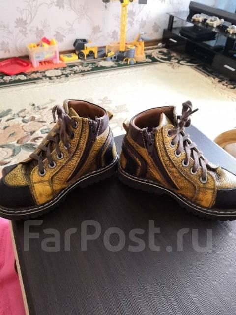 8a8ba81bd Ортопедические детские ботинки осень - Детская обувь в Хабаровске