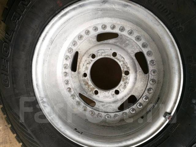 "Centerline Wheels. 8.0x15"", 6x139.70, ET-26, ЦО 110,0 мм."