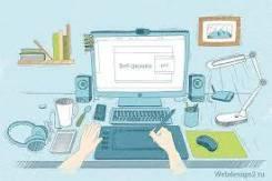 Веб-дизайнер. ИП Старовойтов