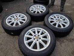 "Зимние колёса 205/55R16 Dunlop DSX-2. 6.5x16"" 5x100.00 ET45 ЦО 73,1мм."
