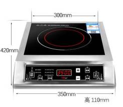 Плиты и жарочные поверхности.