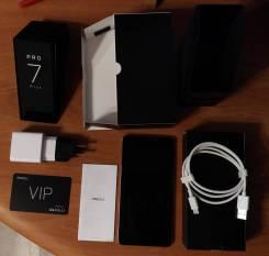 Meizu PRO 7 Plus. Б/у, 64 Гб, Золотой, 4G LTE, Dual-SIM