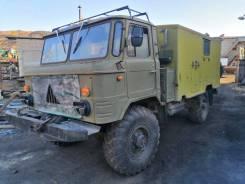 ГАЗ 66. Продаётся грузовик , 3 000кг., 4x4